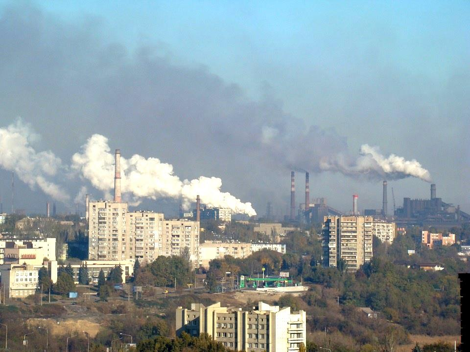 Забруднення атмосферного повітря