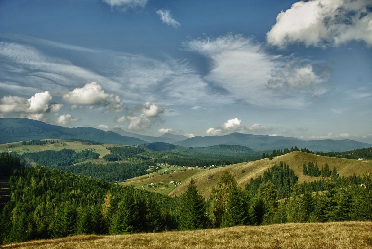 Карпатські гори