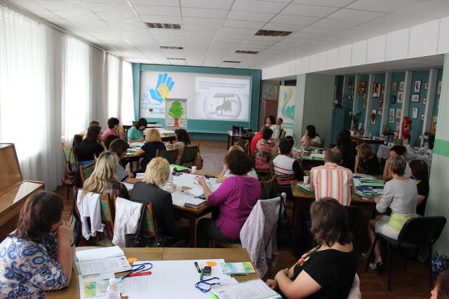 Тренінг «Освіта для збалансованого розвитку»