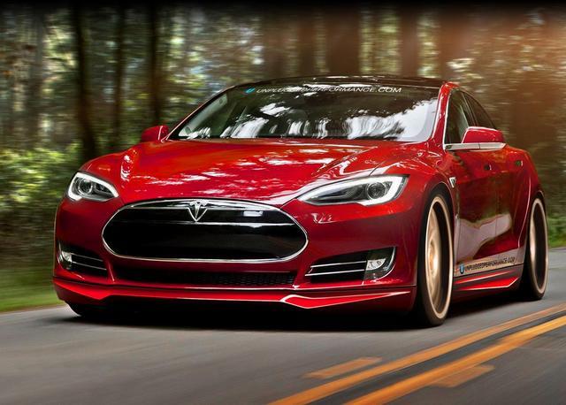 Європейці зможуть на тиждень обміняти своє  авто на Tesla Model S