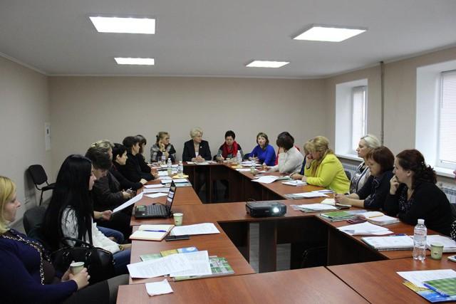 Засідання клубу «Ділові жінки Донбасу»