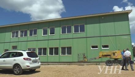 В Україні відкрили першу «зелену» школу з сонячними батареями та системою рекуперації повітря
